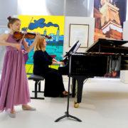 Zakhar Bron School Cocteau Concert 2018 10