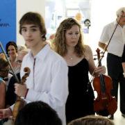 Zakhar Bron School Cocteau Concert 2018 11