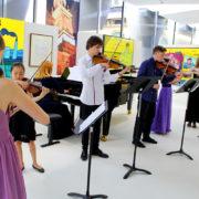 Zakhar Bron School Cocteau Concert 2018 4