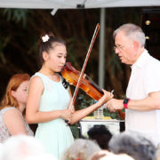 Zakhar Bron School Garlitsky Violin Masterclass 2018 1