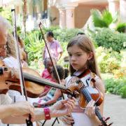 Zakhar Bron School Garlitsky Violin Masterclass 2018 9