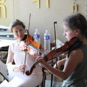 Zakhar Bron Violin Masterclass Menton 2018 11