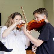 Zakhar Bron Violin Masterclass Menton 2018 16