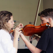 Zakhar Bron Violin Masterclass Menton 2018 17