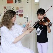 Zakhar Bron Violin Masterclass Menton 2018 18