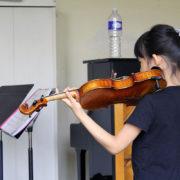 Zakhar Bron Violin Masterclass Menton 2018 19