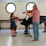 Zakhar Bron Violin Masterclass Menton 2018 21