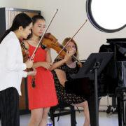Zakhar Bron Violin Masterclass Menton 2018 23