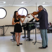 Zakhar Bron Violin Masterclass Menton 2018 3