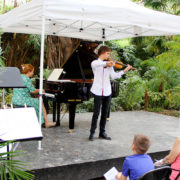Zakhar Bron Violin Masterclass Menton 2018 32