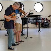 Zakhar Bron Violin Masterclass Menton 2018 5