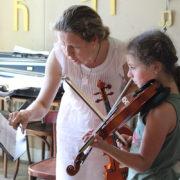 Zakhar Bron Violin Masterclass Menton 2018 8